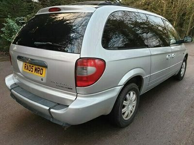 used Chrysler Grand Voyager 2.8 CRD Limited XS 5dr Auto Wheel Chair Access