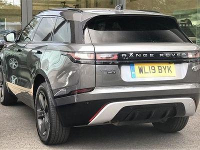 used Land Rover Range Rover Velar 2019 Scorrier R-DYNAMIC S