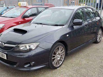 used Subaru Impreza 2.0 D RC 5dr