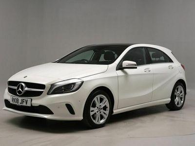 used Mercedes A180 A ClassSport Premium Plus 5dr Auto For Sale Reg:RK18 JFV