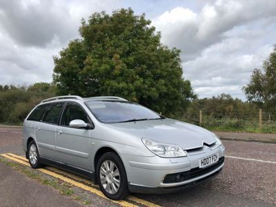 used Citroën C5 2.0 HDi 16v Exclusive 5dr