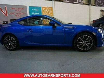 used Subaru BRZ  BRZ 2.0 SE LUX 2d 200 BHP WORLD RALLY MICA BLUE, 23K FULL HISTORY, 1 OW 2-DoorSE Lux 2.0i 6 Speed Manual, Genuine 23K miles with full service history (3 services) just 1 owner from new