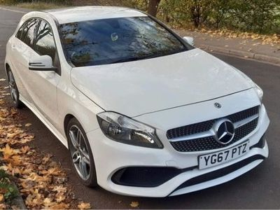 used Mercedes A160 A Class 1.6AMG Line (s/s) 5dr