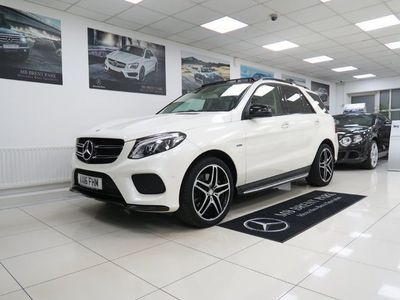 used Mercedes GLE450 AMG Gle Class 3.0AMG (Premium Plus) 9G-Tronic 4MATIC (s/s) 5dr