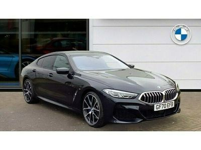 used BMW 840 8 Series i Gran Coupe 3.0 4dr