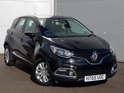 used Renault Captur 0.9 TCE 90 Expression+ 5dr