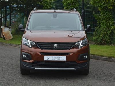 used Peugeot Rifter GT Line 1.5 BlueHDi 130 5dr