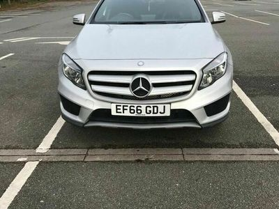 used Mercedes GLA200 Gla Class 2.1AMG Line 7G-DCT (s/s) 5dr