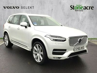 used Volvo XC90 2.0 D5 Inscription SUV 5dr Diesel Geartronic 4WD (s/s) (225 ps)