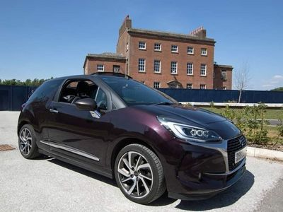 used DS Automobiles DS3 Cabriolet CABRIO 1.6 THP Prestige (s/s) 2dr