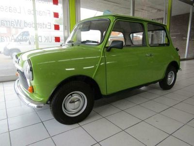 used Austin Mini  1981, not known, 45497 miles.