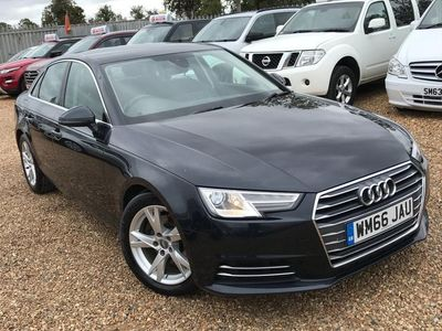 used Audi A4 2.0 TDI ultra Sport S Tronic (s/s) 4dr
