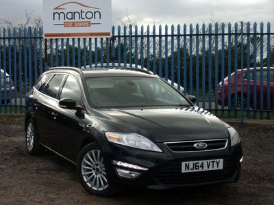 used Ford Mondeo 1.6 TD ECO Zetec Business s/s 5dr