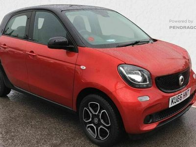 used Smart ForFour 1.0 Prime 5dr