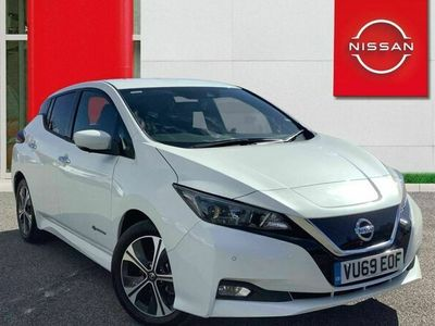 used Nissan Leaf 40kwh N Connecta Hatchback 5dr Electric Auto (150 Ps)