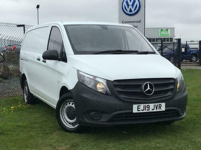 used Mercedes Vito 111CDI Van