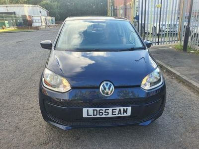 used VW up! UP! 1.0 MoveASG 5dr