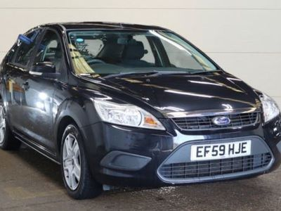 used Ford Focus 1.8 Style 5dr