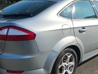 used Ford Mondeo Hatchback 1.8 TDCi Zetec 5d (6)