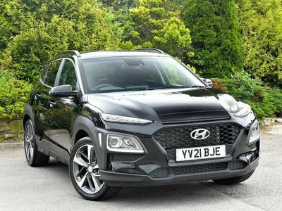 used Hyundai Kona SUV 1.0 T-GDi (120ps) PLAY 2WD 5dr