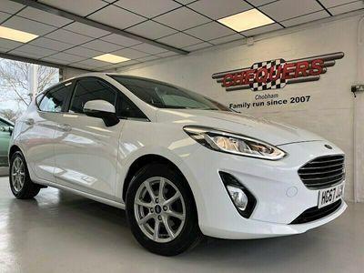 used Ford Fiesta T EcoBoost Zetec Hatchback 2017