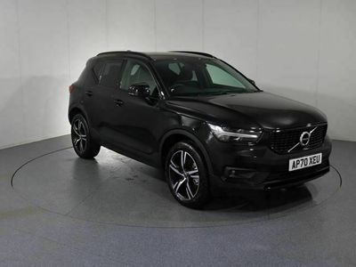 used Volvo XC40 Recharge Plug-in hybrid T5 FWD R-Design Automatic (Heated Screen, Rear Camera)