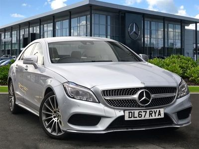 used Mercedes CLS220 CLSAmg Line 4Dr 7G-Tronic Auto