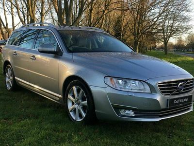 used Volvo V70 2.0 D4 SE Lux Geartronic 5dr