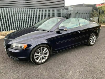 used Volvo C70 2.0 D SE Powershift 2dr