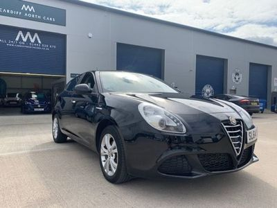 used Alfa Romeo Giulietta DIESEL MANUAL HATCHBACK 5 DOORS