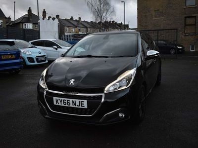used Peugeot 208 1.6 BlueHDi Allure 5dr