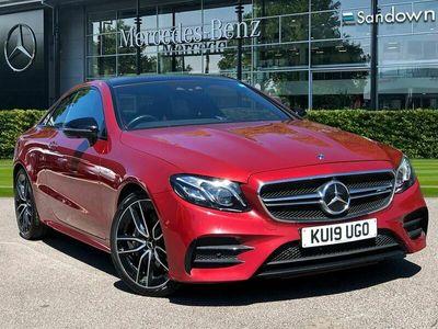 used Mercedes E53 AMG E-Class4Matic+ Premium 2dr 9G-Tronic