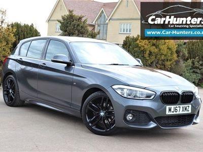 used BMW 118 1 SERIES 2.0 D M SPORT 5d 147 BHP