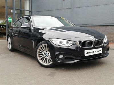 used BMW 420 4 Series d [190] Luxury 5dr Auto [Professional Media]