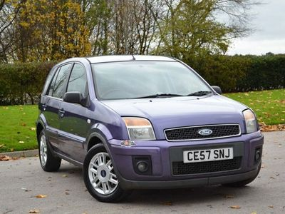 used Ford Fusion 1.6 Zetec Climate 5dr