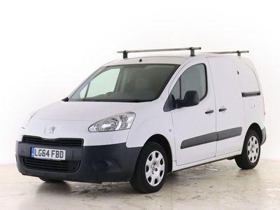 used Peugeot Partner 625 1.6 Hdi 75 Professional Van