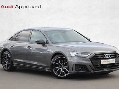 used Audi A8 Black edition 50 TDI quattro 286 PS tiptronic