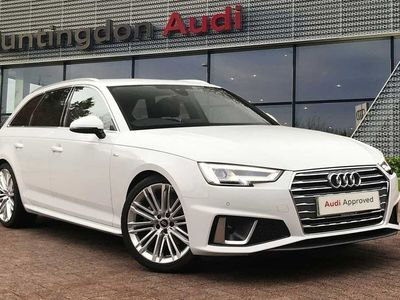 used Audi A4 40 Tdi S Line 5Dr S Tronic