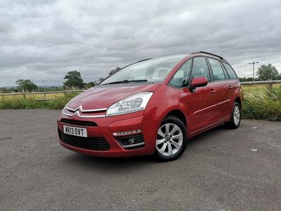 used Citroën Grand C4 Picasso 1.6 e-HDi Airdream Edition EGS6 5dr