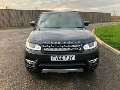 used Land Rover Range Rover Sport SDV6 HSE - FULL MOT - FULL DEALER HISTORY