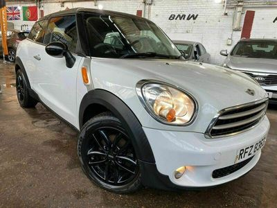 used Mini Cooper D Paceman 2.0 Auto 3dr
