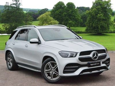 used Mercedes GLE300 4Matic AMG Line Premium 5dr 9G-Tronic