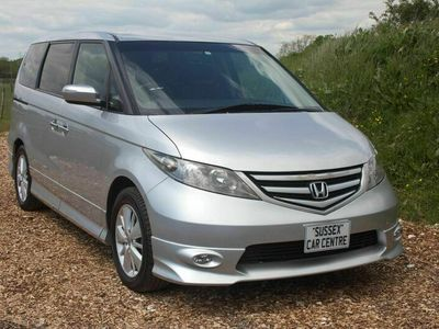 used Honda Elysion ONLY 30,000 MILES WOW 2.4 5dr