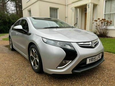 used Vauxhall Ampera 1.4 POSITIV 5d 150 BHP 6 MONTHS PARTS AND LABOUR WARRANTY