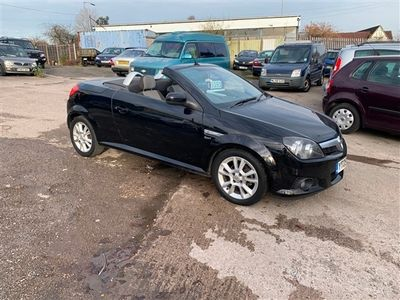 used Vauxhall Tigra 1.4i 16V Sport 2dr