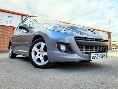 used Peugeot 207 1.6 HDi Allure 5dr
