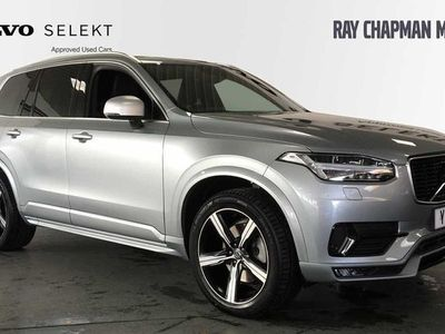 used Volvo XC90 2.0 D5 PowerPulse R DESIGN 5dr AWD Geartronic