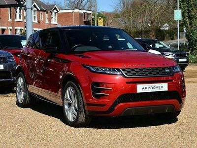 used Land Rover Range Rover evoque P200 R-Dynamic S Petrol MHEV