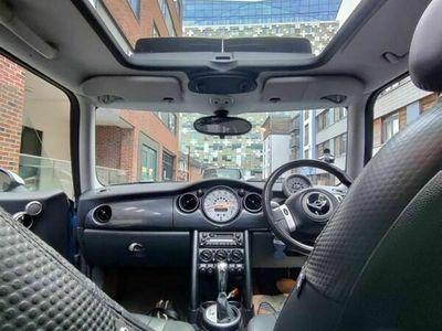 used Mini Cooper Hatch 1.6CVT 3dr