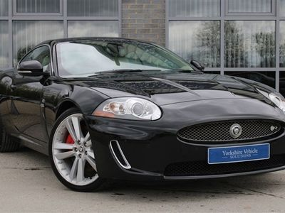 used Jaguar XK 5.0 V8 Portfolio 2dr Auto